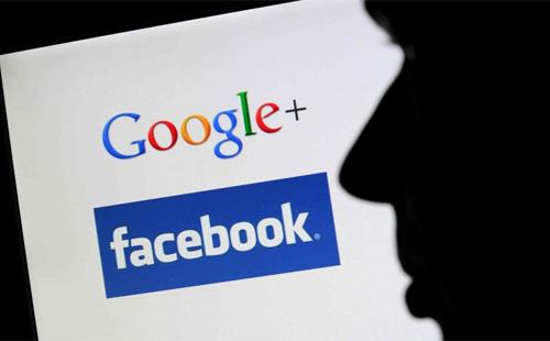 Facebook, Google sắp bị áp thuế đặc biệt tại châu Âu. Ảnh: biznweb