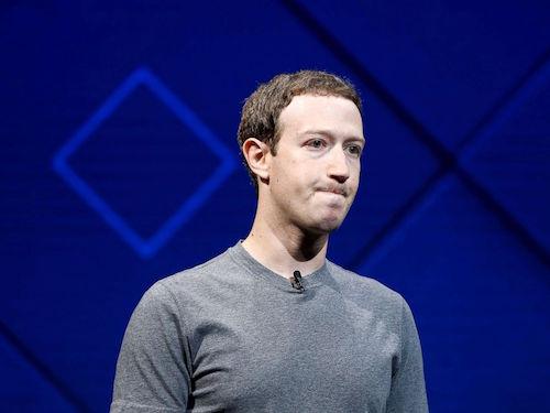 Mark Zuckerberg. Ảnh: Reuters
