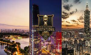 Game online hàng đầu thế giới chọn tổ chức giải ở Việt Nam