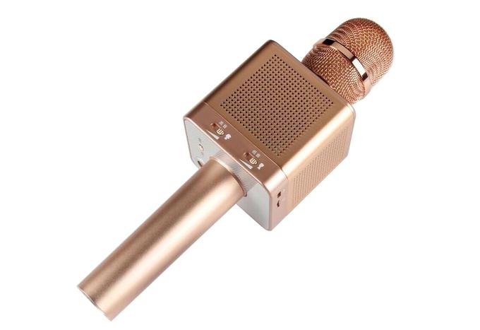 Những mẫu micro karaoke di động dưới một triệu đồng
