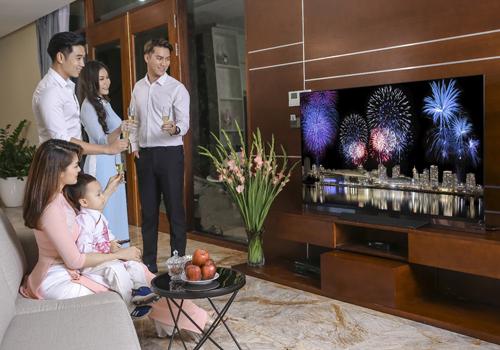 Ba phân khúc TV 4K của LG bán chạy dịp Tết - 2