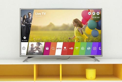 Ba phân khúc TV 4K của LG bán chạy dịp Tết