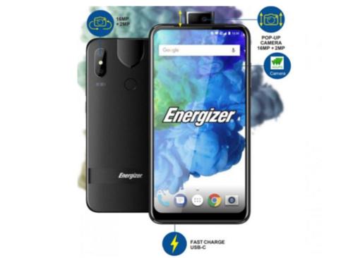 Hãng sản xuất pin nổi tiếng tham gia vào thị trường smartphone.