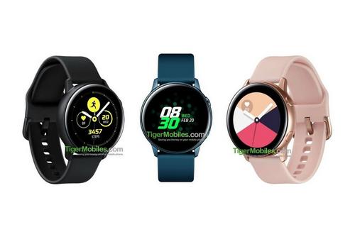 Smartwatch không viền được cho là của Samsung sắp ra mắt. Ảnh: TigerMobiles.