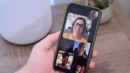 Lỗi FaceTime khiến người gọi có thể nghe âm thanh khi người nhận chưa bắt máy. Ảnh: Appleinsider