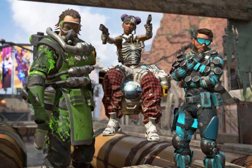 Apex Legends đang tạo nên cơn sốt trong cộng đồng game thủ thế giới.