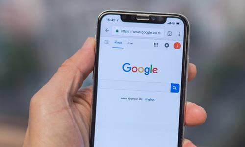 Google chi nhiều tiền để thành công cụ tìm kiếm mặc định trên iOS. Ảnh: BetaNews
