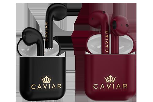 Bản độ cho tai nghe AirPods với giá 590 USD. Ảnh: Caviar