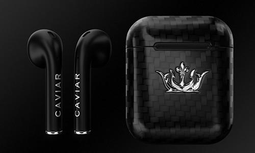 Bản độ carbon với giá 720 USD. Ảnh: Caviar