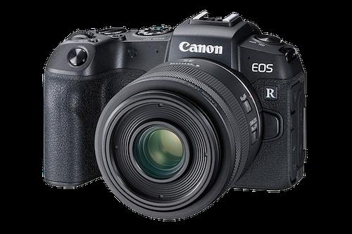 EOS RP là mẫu máy ảnh FullFrame nhỏ nhẹ nhất trong lịch sử của Canon.