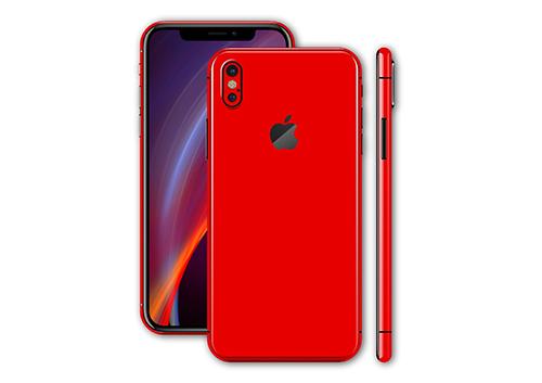 iPhone XS màu đỏ sẽ có tại thị trường Trung Quốc cuối tháng này.