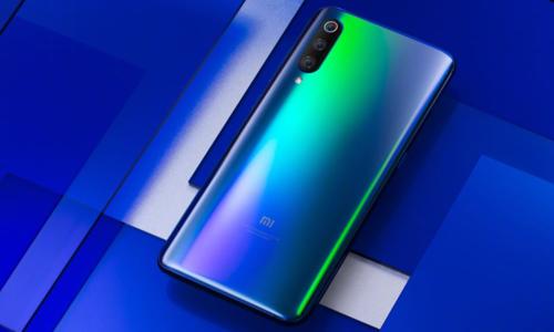 Xiaomi tiết lộ thiết kế Mi9 trước khi sản phẩm ra mắt.