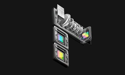 Cấu trúc ống kính zoom quang 10x. Ảnh: Oppo