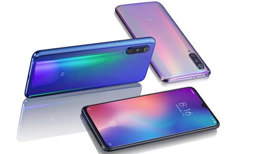 Mi9 là smartphone có ba camera đầu tiên của Xiaomi.