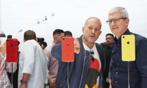 Apple chuẩn bị cho thời kỳ 'hậu iPhone'