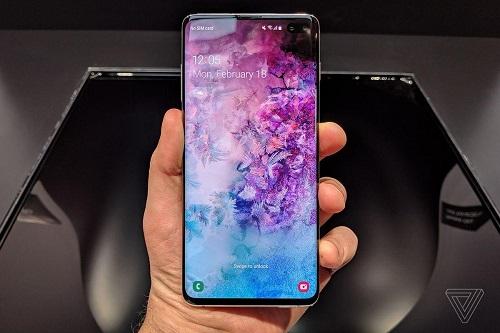 Galaxy S10+ trang bị màn hình chuẩn HDR10+ đầu tiên trên thế giới