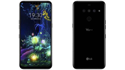 V50 ThinQ 5G là điện thoại hỗ trợ 5G đầu tiên của LG.