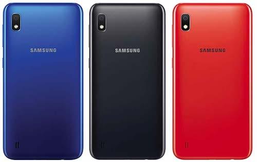 Galaxy A10 có mức giá rẻ và chỉ được trang bị camera đơn.