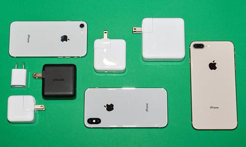 Apple hỗ trợ sạc nhanh từ thế hệ 2017 nhưng người dùng phải mua thêm cáp sạc riêng. Ảnh: Gizmodo