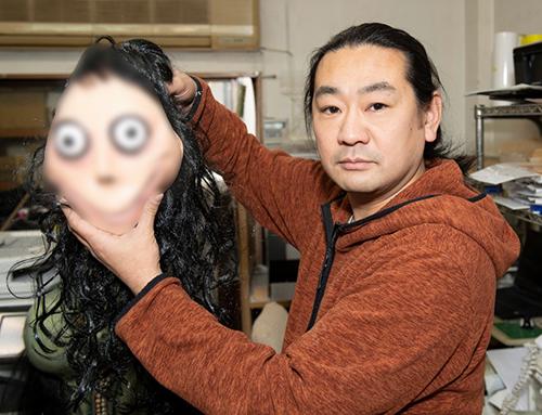 Tạo hình nhân vật Momo. Ảnh: Sun