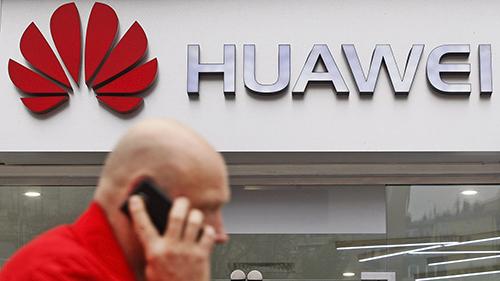 Thiết bị mạng của Huawei đang bị tẩy chay tại một số quốc gia. Ảnh: BBC.