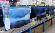 TV màn hình lớn giảm giá cả chục triệu đồng