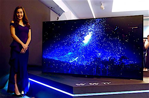 OLED TV cao cấp nhất của Sony về Việt Nam tháng 4 - 1