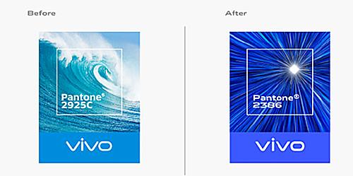 Hãng thay đổi logo, màu sắc thương hiệu
