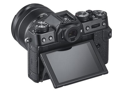 Fujifilm X-T30 - bản thu gọn chất lượng của X-T3 - 1