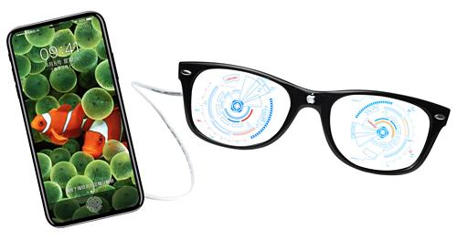 Apple có thể làm kính AR hỗ trợ iPhone năm nay