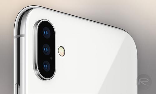 iPhone 2019 có thể bổ sung thêm một camera phía sau so với thế hệ hiện nay. Ảnh: Redmondpie