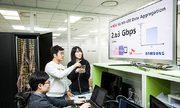 Galaxy S10 5G có thể tải phim 2 GB trong 6 giây