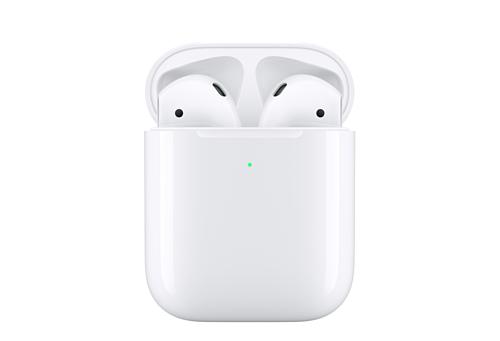 Apple ra mắt AirPods thế hệ thứ hai hỗ trợ sạc không dây