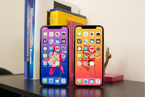 iPhone 2020 có thể sẽ không còn tai thỏ. Ảnh: Phonearena.