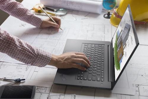 ThinkPad X1 Extreme với ưu thếmỏng nhẹ.