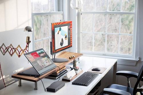 Sáng tạo không ngừng nghỉ với ThinkPad X1 Yoga.