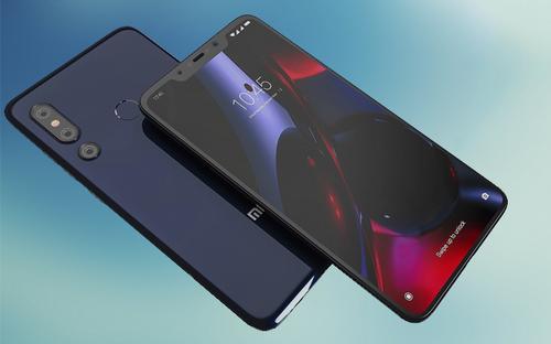 Một ý tưởng về Xiaomi Mi A3. Ảnh: Awok.