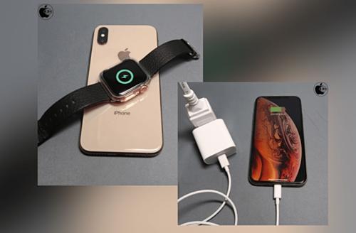 iPhone mới có thể sạc pin không dây cho đồng hồ, tai nghe và đi kèm phụ kiện sạc nhanh.