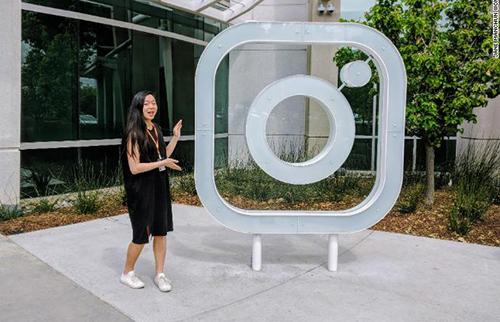 Jane Manchun Wong. ẢNh: CNN.