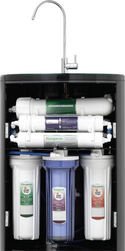 Kangaroo ra mắt máy lọc nước Hydrogen từ tính đầu tiên tại Việt Nam