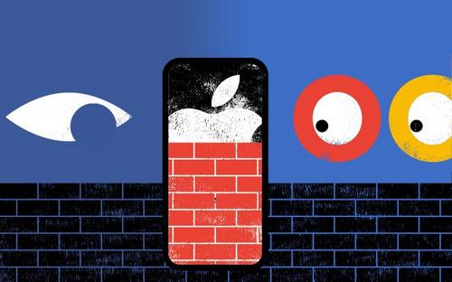 Apple cho rằng sản phẩm của mình luôn đề cao quyền riêng tư cho người dùng. Ảnh: TechCrunch.