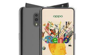 Video thực tế của Oppo Reno với camera 'thò thụt' kiểu mới
