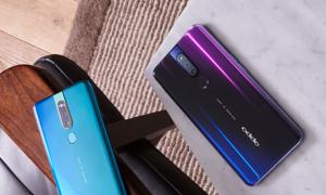 Loạt smartphone mặt lưng chuyển sắc hút giới trẻ của Oppo