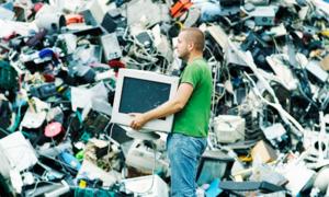 Nghề nhặt rác công nghệ ở Mỹ