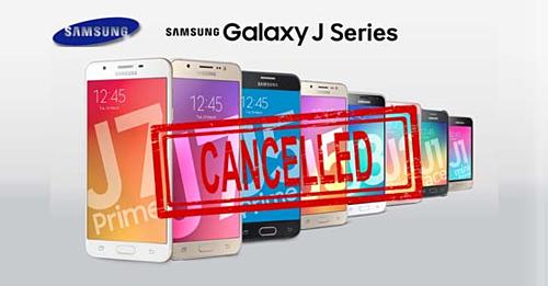 Galaxy J series ra mắt 2016 sẽ được Samsung thay thế bằng Galaxy A.