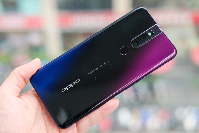 6 smartphone lạ ra mắt đầu 2019