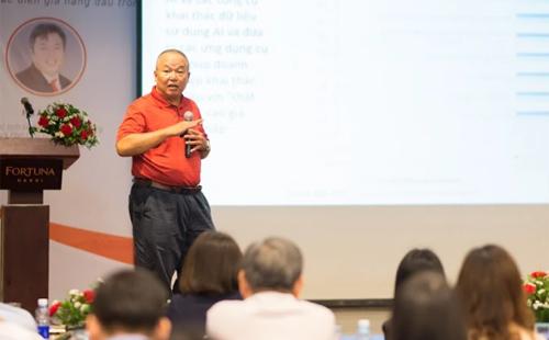 Ông Phí Anh Tuấn, Phó chủ tịch Hội tin học TP HCM.