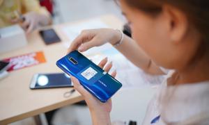 Oppo F11 Pro lên kệ, lập kỷ lục doanh số đặt trước