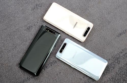 Samsung hâm nóng phân khúc smartphonecận cao cấp
