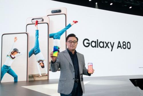 Samsung hâm nóng phân khúc smartphonecận cao cấp - 1